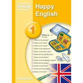 Happy English 1 (PUS) - 1