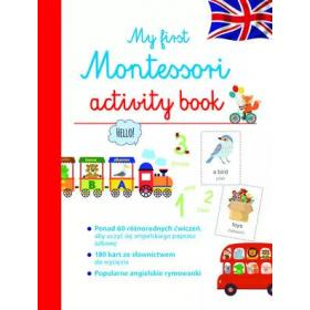 My first Montessori activity book - 1