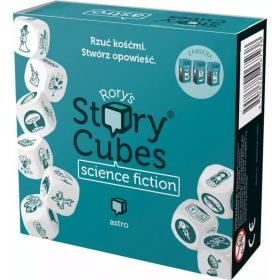 Story Cubes. Science fiction. Rebel - księgarnia edukacyjna.pl