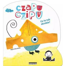 Czapu Czipu. Co to tak skrobie? - 1