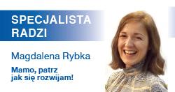 Specjalista radzi Magdalena Rybka